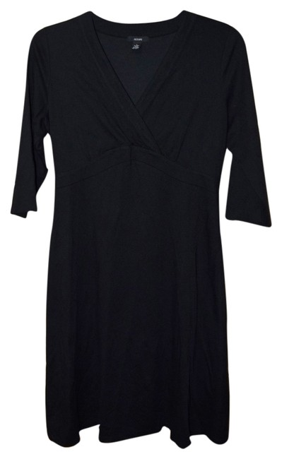 Alfani short dress Black on Tradesy