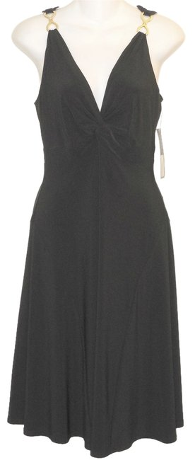 Jones New York Draped Dress