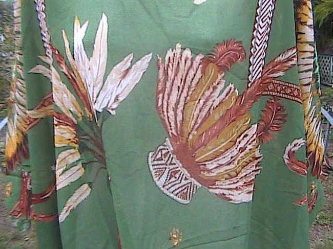 Other Summer Top Feathers Design