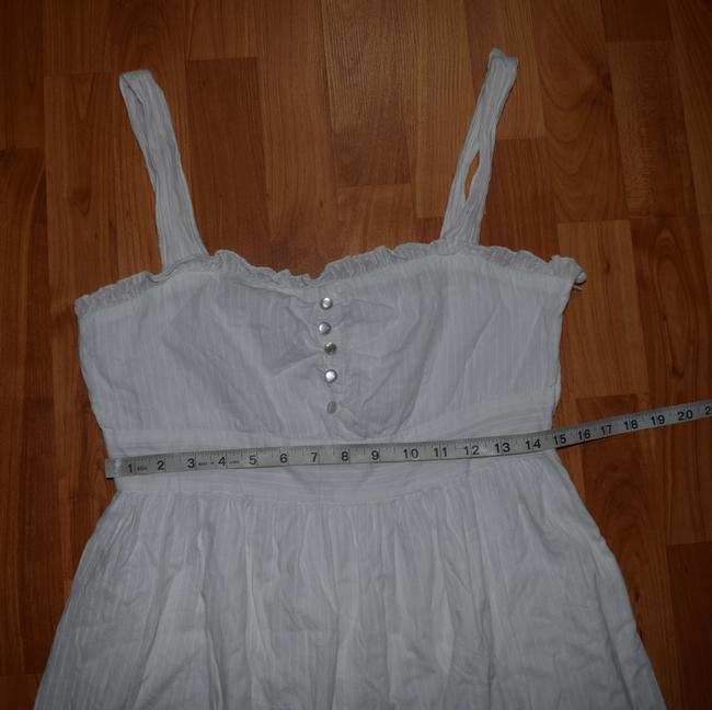 Maurices short dress White on Tradesy