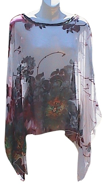 Other Batwing Top Floral