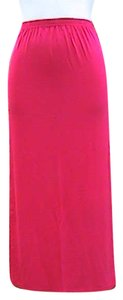 Brand New Maxi Maxi Skirt Red