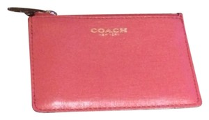 Coach Card Holder & Key Holder