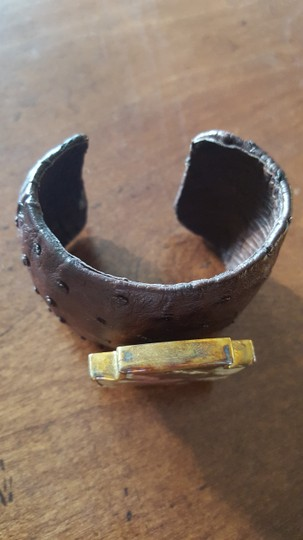 unknown New Stunning leather cuff