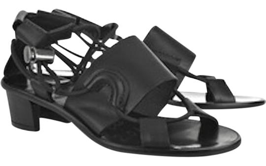 Preload https://img-static.tradesy.com/item/548829/lanvin-black-leather-strappy-sandals-size-eu-385-approx-us-85-regular-m-b-0-2-540-540.jpg