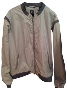A|X Armani Exchange Mens Top Snow Motorcycle Jacket