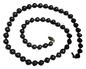 Pearl Collection Black Pearl String, 18.25