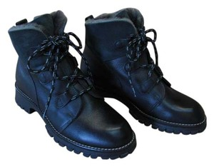 Don Dieoo Excellent Condition New Black Boots