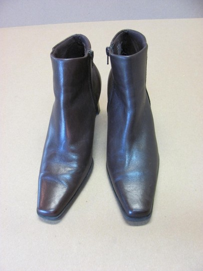 Other Very Good Condition Leather Size 8.50 M Brown Boots