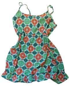 One Clothing short dress green Mint Teal Turquoise on Tradesy