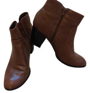Style & Co Ankle Ankle Brown Boots