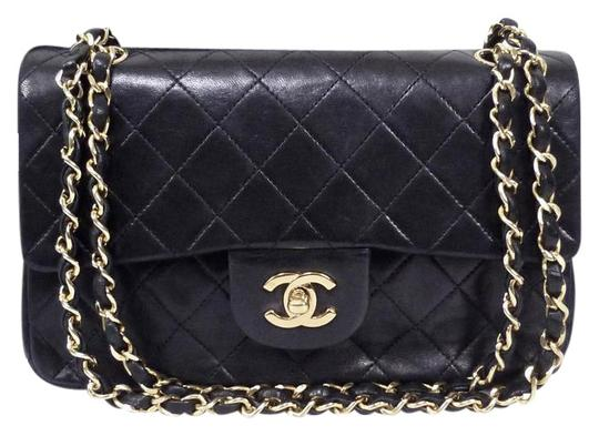 Preload https://item1.tradesy.com/images/chanel-flap-cc-quilted-classic-double-chain-black-lambskin-shoulder-bag-5490025-0-6.jpg?width=440&height=440