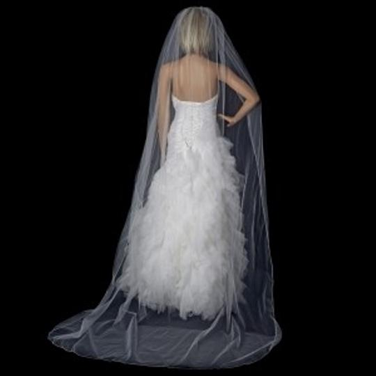 Preload https://item4.tradesy.com/images/elegance-by-carbonneau-white-diamond-white-or-ivory-long-cathedral-with-rhinestone-trim-bridal-veil-54903-0-0.jpg?width=440&height=440