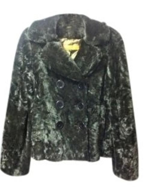 Preload https://item2.tradesy.com/images/cynthia-steffe-dark-brown-faux-fur-short-size-12-l-5491-0-0.jpg?width=400&height=650