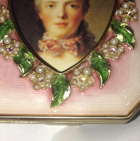 Jay Strongwater jay strongwater Small Enamel Swarovski Crystal Picture Frame