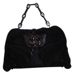 Judith Leiber Andrew GN Fur Shoulder Bag