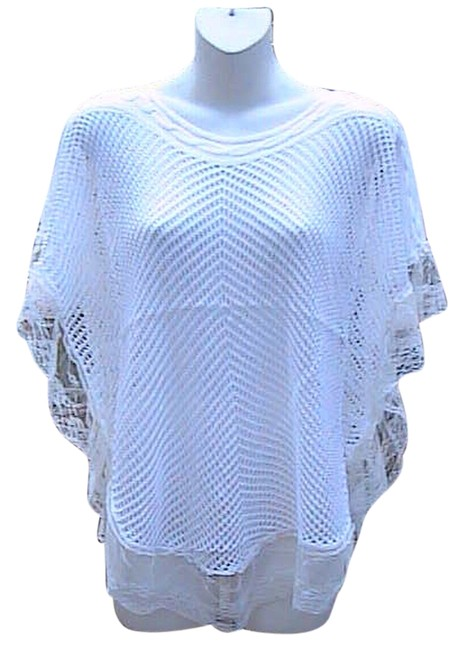 Preload https://item3.tradesy.com/images/white-crochet-loose-knit-lace-sweaterpullover-size-os-one-size-5491642-0-0.jpg?width=400&height=650