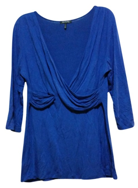 Preload https://item2.tradesy.com/images/daisy-fuentes-royal-blue-tunic-size-12-l-5492521-0-0.jpg?width=400&height=650