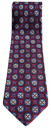 Preload https://item3.tradesy.com/images/silk-tie-hand-sewn-for-nordstrom-red-blue-white-gold-green-imported-men-s-5492647-0-0.jpg?width=440&height=440