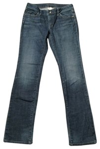Banana Republic Straight Leg Jeans-Light Wash
