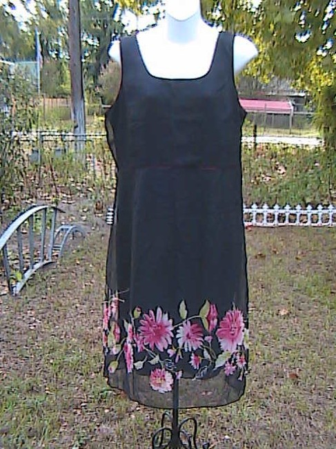 Componix short dress Floral Sleeveless on Tradesy