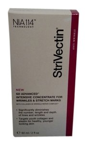 New! StriVectin SD ADVANCED INTENSIVE CONCENTRATE FOR WRINKLES & STRETCH MARKS 2 OZ!