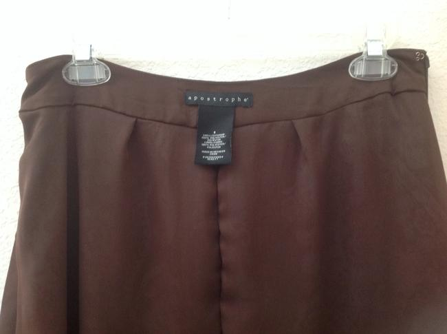 Apostrophe Skirt Multi Brown/Blue