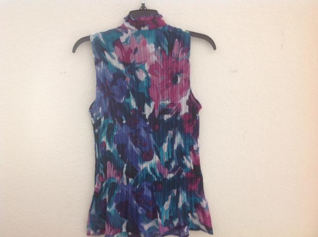 East 5th Essentials Top Multi Blue/Pink