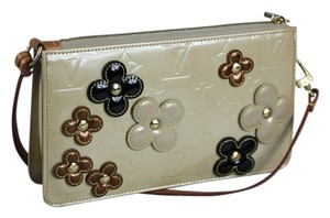 Louis Vuitton Beige Clutch