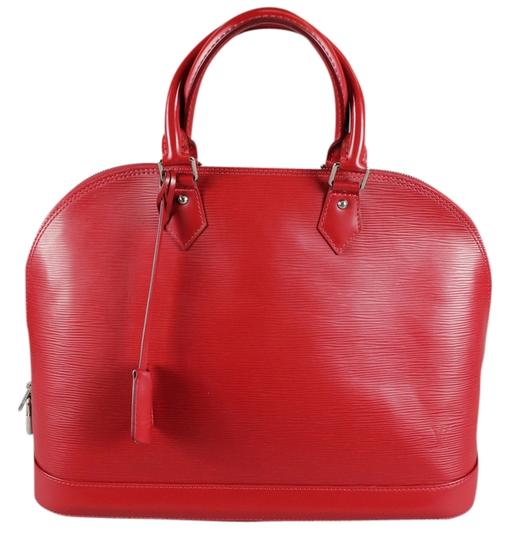 Preload https://item3.tradesy.com/images/louis-vuitton-alma-handbag-red-leather-tote-5495032-0-0.jpg?width=440&height=440
