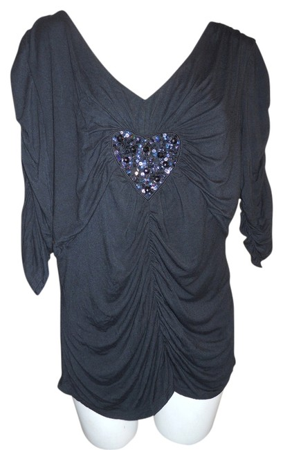 Preload https://item1.tradesy.com/images/marc-bouwer-black-knit-night-out-top-size-12-l-5495110-0-0.jpg?width=400&height=650