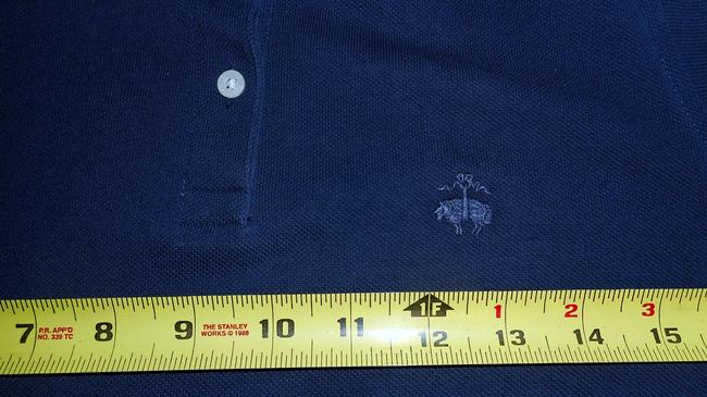 Brooks Brothers Polo Top NAVY