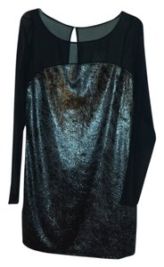 BCBGeneration Metallic Bcbg Medium Dress