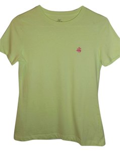 Brooks Brothers Crew Neck T Shirt GREEN