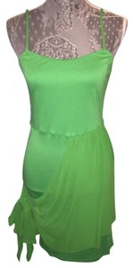 Alice + Olivia short dress green on Tradesy