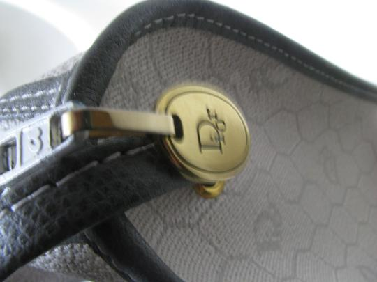 Dior Monogram Logo Purse Handbag Vitnage Cd Christiandior 70's Cross Body Bag