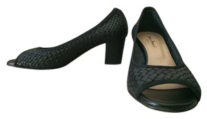 Sesto Meucci Black Nappa Pumps