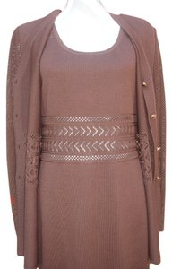 St. John St. John Knit Dress and Jacket