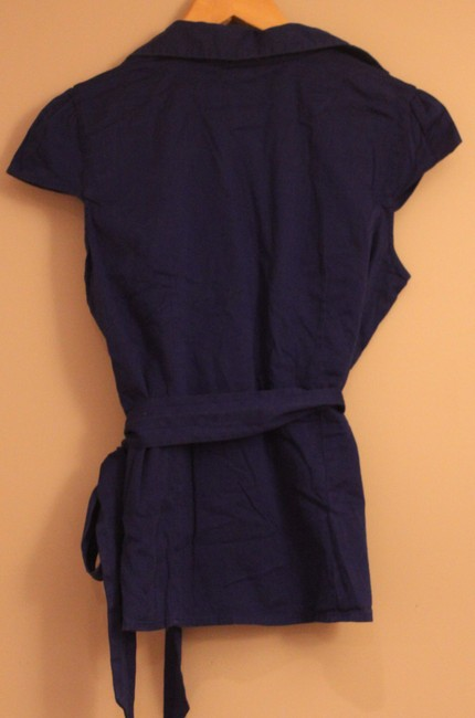 East 5th Essentials Top Blue