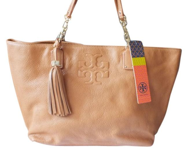 Item - Thea Color:royal Tan/201 Style#41139735 + Tax Royal Tan/201 Leather Tote
