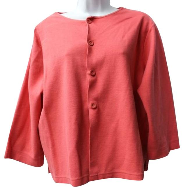 Preload https://item3.tradesy.com/images/joan-vass-usa-buttoned-34-sleeves-cotton-spandex-blend-blouse-size-2-xs-5498287-0-0.jpg?width=400&height=650
