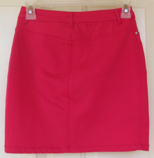 Divided by H&M Mini High Waisted Skirt pink