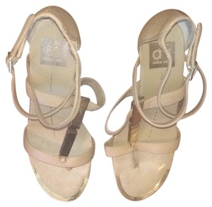 DV by Dolce Vita Nude Sandals