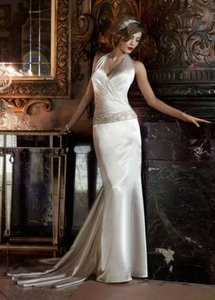 David's Bridal 2603-0012 Wedding Dress