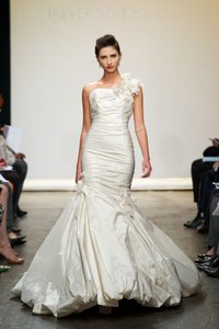 Ines Di Santo Padua X Wedding Dress