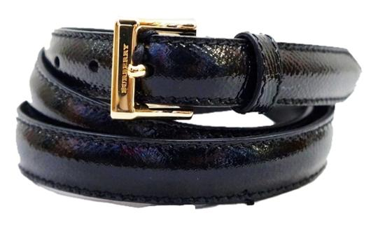 Preload https://item1.tradesy.com/images/burberry-black-new-patent-leather-thin-skinny-gold-buckle-unisex-s-35-belt-5500135-0-0.jpg?width=440&height=440