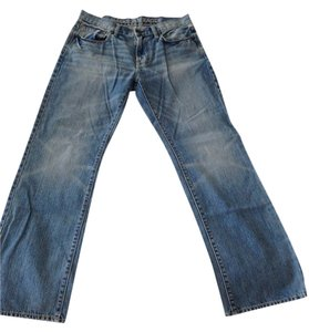 American Eagle Outfitters Ae Men Mens Men's Boys Jeans Blue Jeans New Straight Pants Denim Blue