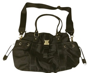 DKNY Cross-body Durable Versatile Satchel in Black