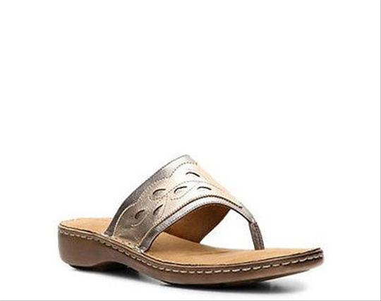 Other Natural Soul By Naturalizer Chutney Womens Beige Sandals