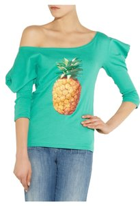 Chlo T Shirt Turquoise